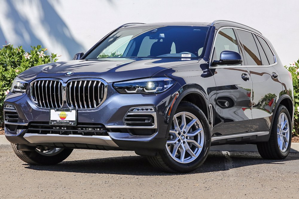 Pre Owned 2020 Bmw X5 Sdrive40i Sport Utility For Sale B10812 Santa Barbara Auto Group