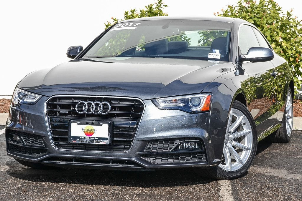 Certified Pre Owned 2017 Audi A5 2 0t Sport