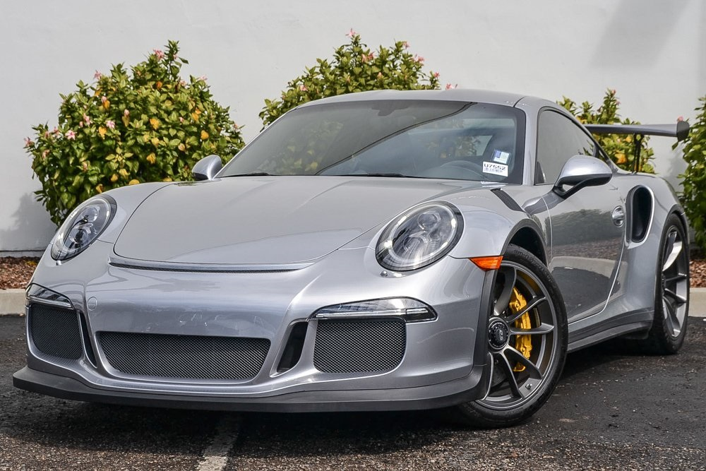 Certified Pre Owned 2016 Porsche 911 Gt3 Rs