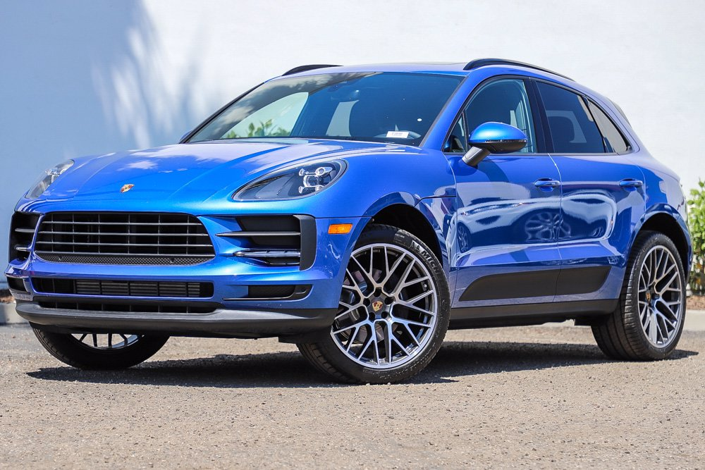 New 2020 Porsche Macan Sport Utility For Sale P3898 Santa Barbara Auto Group